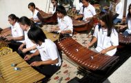 Thai Classical Instruments Summer Workshop