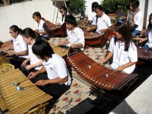 Thai Classical Music Class