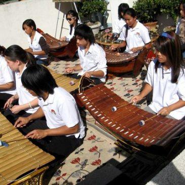 Thai Classical Instruments Summer Workshop – July 5