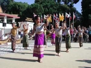 Thai Classical Dance Class