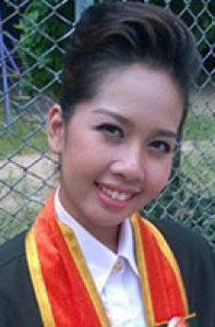 "Thunyarut ""Amp"" Suramit<br />Thai Traditional Dance Class (2015)"