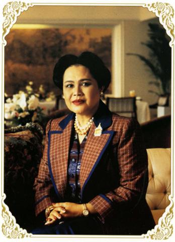 H.M. Queen Sirikit of Thailand