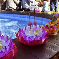 Loy Kratong Day (11/2/14)