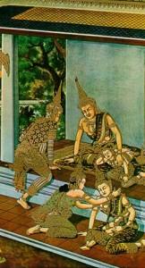 Kan 12 – กัณฑ์ที่ ๑๒: กัณฑ์ฉกษัตริย์