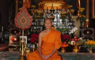 Temple 35th Anniversary Celebrations and 72nd Birthday Ceremony of Ajahn Prasert – July 1