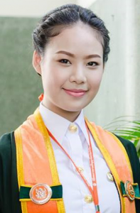 หทัยชนก รัตนพร<br />วิชานาฎศิลป์ไทย