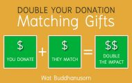 Employee Matching Donation