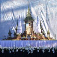 Memorial Cremation of H.M. King Bhumibol Adulyadej (10/21/2017)