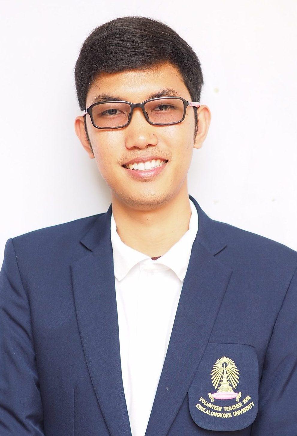 Mr. Benchapoom Thachalad<br>(Kru Ben)<br>Thai Classical Music Class (2019)