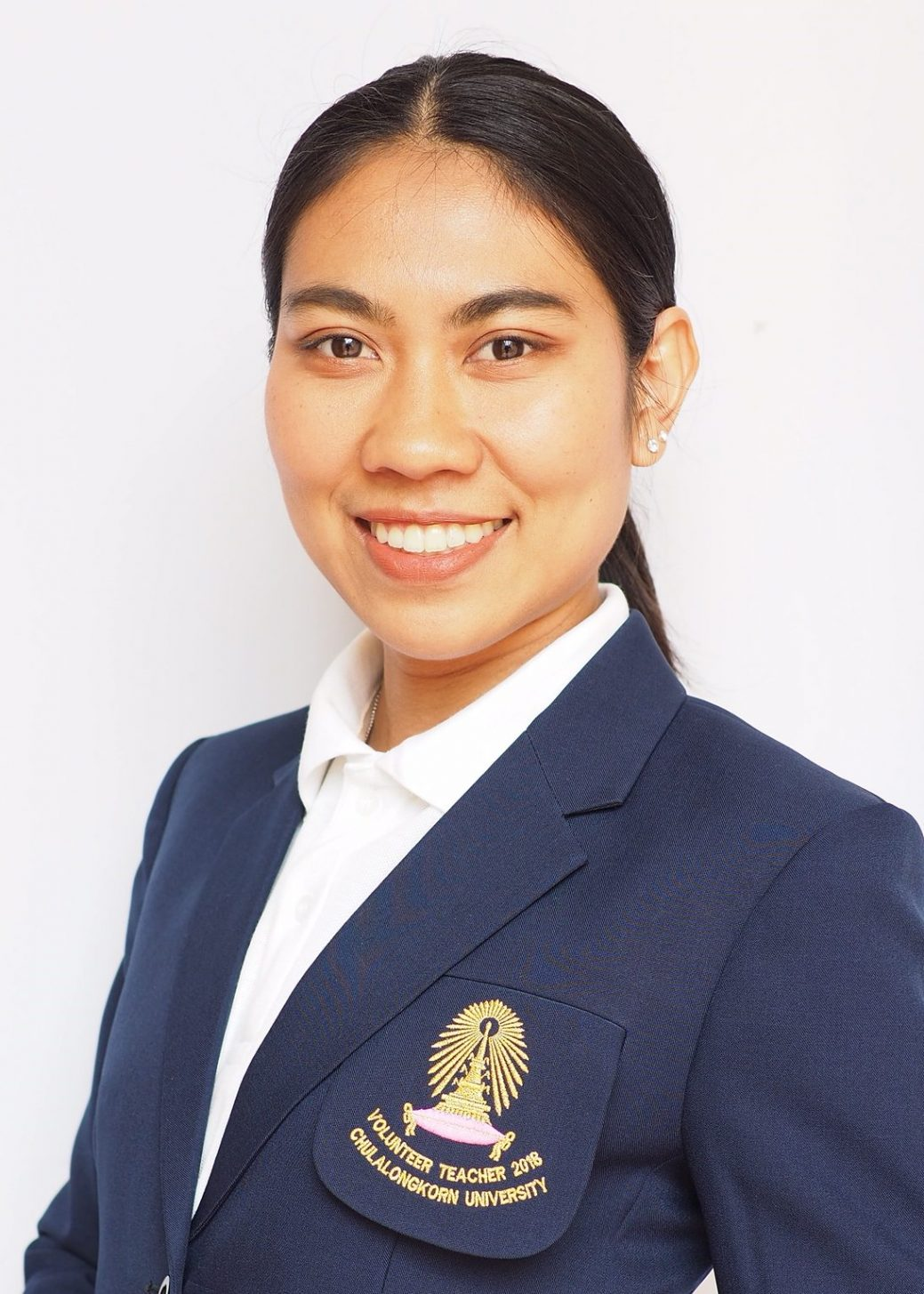 Ms. Chayaporn Thongyuen<br>(Kru Goz)<br>Thai Language Class (2019)
